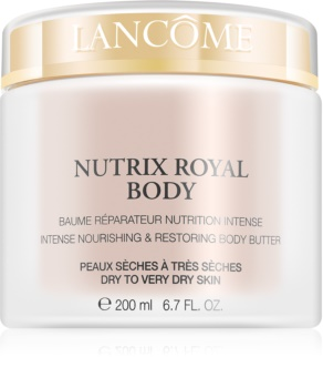 Lancôme Nutrix Royal Body интензивен подхранващ и възстановяващ крем  за суха или много суха кожа