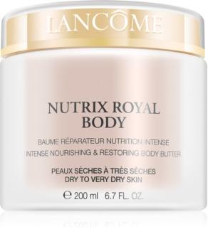 Lancôme Nutrix Royal intenzíven tápláló és megújító krém Száraz, nagyon száraz bőrre