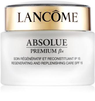 Lancôme Absolue Premium ßx dnevna krema za učvrstitev kože in proti gubam SPF 15