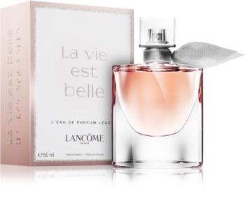 Lancôme La Vie Est Belle L'Eau De Parfum Legere woda perfumowana dla kobiet 50 ml