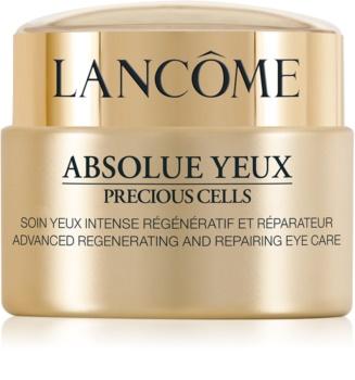 Lancôme Absolue Yeux Precious Cells regenerační a reparační oční péče
