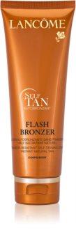 Lancôme Flash Bronzer samoopalovací tělové mléko