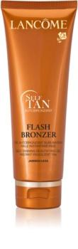 Lancôme Flash Bronzer gel auto-bronzant pieds