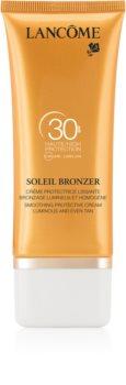 Lancôme Soleil Bronzer crème solaire visage SPF 30