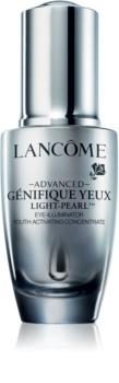 Lancôme Génifique Advanced Yeux Light-Pearl™ serum rozjaśniające pod oczy przeciw zmarszczkom i cienom pod oczami