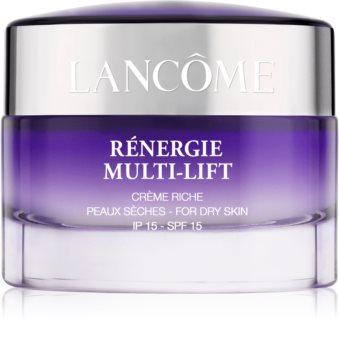 Lancôme Rénergie Multi-Lift výživný krém pro omlazení pleti s liftingovým efektem