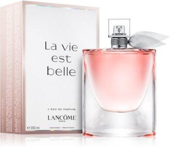 Lancôme La Vie Est Belle eau de parfum pour femme 200 ml