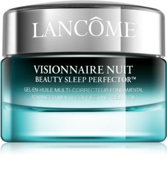 Lancôme Visionnaire Nuit noční gelový krém pro hydrataci a vyhlazení pleti