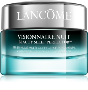 Lancôme Visionnaire Nuit nočný gélový krém pre hydratáciu a vyhladenie pleti