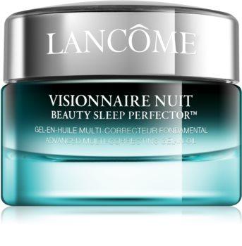 Lancôme Visionnaire Nuit żel-krem nawilżająco-wygładzający na noc