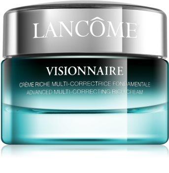 Lancôme Visionnaire creme antirrugas de hidratação intensa para pele seca