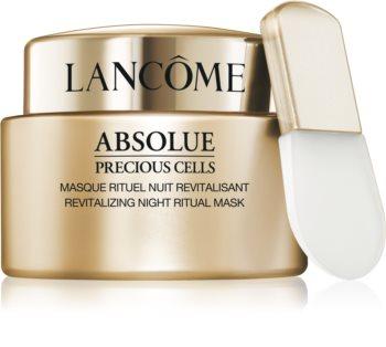Lancôme Absolue Precious Cells noční revitalizační maska pro obnovu pleti