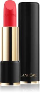 Lancôme L'Absolu Rouge Matte зволожуюча помада з матуючим ефектом
