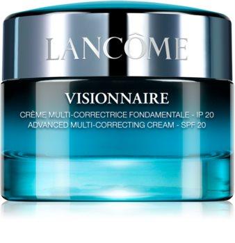 Lancôme Visionnaire creme corretor de alisamento para contorno e brilho da pele SPF 20