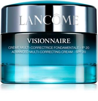 Lancôme Visionnaire Korrekturcreme zum Konturenglätten und aufhellen der Haut SPF 20