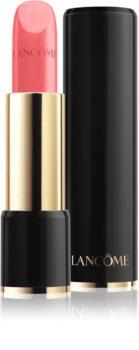 Lancôme L'Absolu Rouge Cream barra de labios con textura de crema con extracto de baba de caracol y oro
