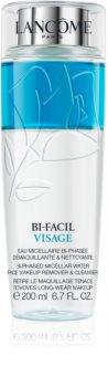 Lancôme Bi-Facil Visage água micelar bifásica para rosto