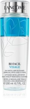 Lancôme Bi-Facil Visage kétfázisú micellás víz az arcra