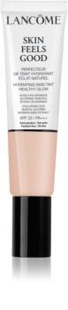 Lancôme Skin Feels Good tekoči puder za naraven videz z vlažilnim učinkom