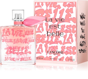 Lancôme La Vie Est Belle Artist Edition by Lady Pink Eau de Parfum for Women 50 ml