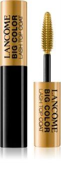 Lancôme Big Color Lash Top Coat mascara top coat concentré de couleur