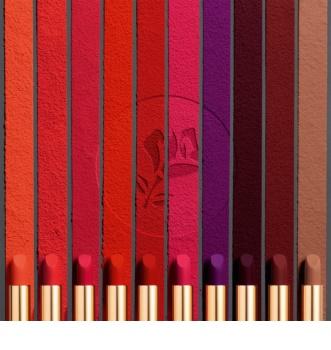Lancôme L'Absolu Rouge Drama Matte batom de longa duração com efeito mate