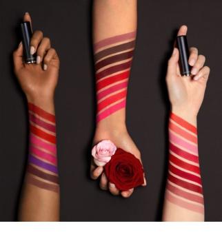 Lancôme L'Absolu Rouge Drama Matte langanhaltender Lippenstift mit mattierendem Effekt
