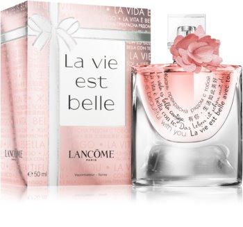 """Lancôme La Vie Est Belle """"With You"""" Eau de Parfum voor Vrouwen  50 ml  Mother's Day - Limited Edition"""
