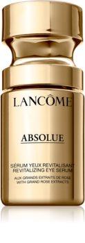 Lancôme Absolue Eye Serum revitalizáló szérum a szemkörnyék ápolására rózsa kivonattal