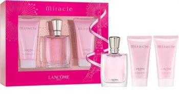 Lancôme Miracle Gift Set  XII.