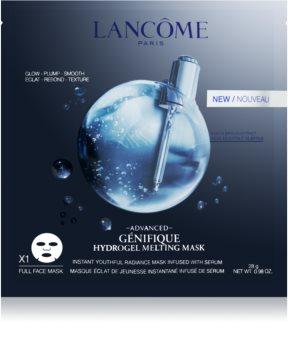 Lancôme Génifique Advanced omladzujúca a rozjasňujúca maska s hydratačným účinkom