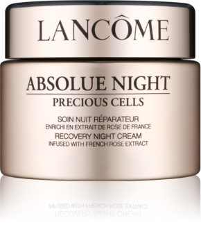 Lancôme Absolue Night Precious Cells nočný regeneračný a protivráskový krém pre suchú pleť