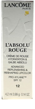 Lancôme L'Absolu Rouge Cream зволожуюча помада SPF 15