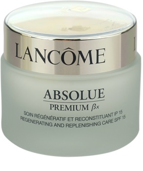 Lancôme Absolue Premium ßx denní zpevňující a protivráskový krém SPF 15