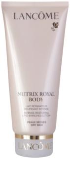 Lancôme Nutrix Royal Body lotiune de corp reparatoare pentru piele uscata