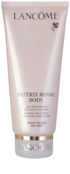 Lancôme Nutrix Royal obnovující tělové mléko pro suchou pokožku