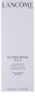 Lancôme Nutrix Royal Body obnovujúce telové mlieko pre suchú pokožku
