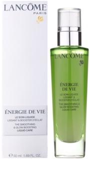 Lancôme Énergie De Vie kuracja wygładzająco - rozjaśniająca do cery zmęczonej