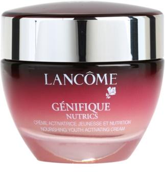 Lancôme Génifique crema de zi anti-aging ten uscat