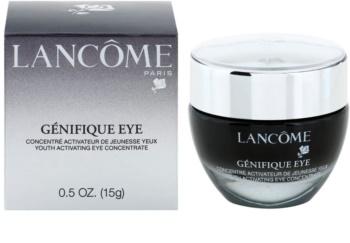 Lancôme Génifique Eye crema rejuvenecedora para contorno de ojos  para todo tipo de pieles