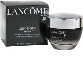 Lancôme Génifique crema de noapte pentru reintinerire pentru toate tipurile de ten