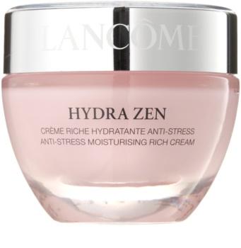 Lancôme Hydra Zen crema idratante ricca per pelli secche