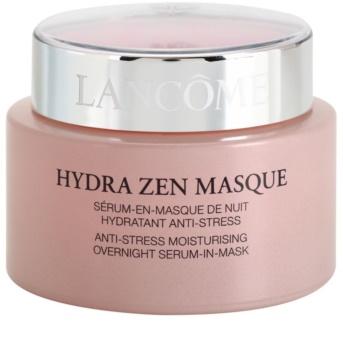 Lancôme Hydra Zen Anti-Stress Moisturizing Overnight Serum in Mask