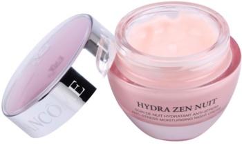 Lancôme Hydra Zen crème de nuit hydratante pour peaux sensibles et irritées