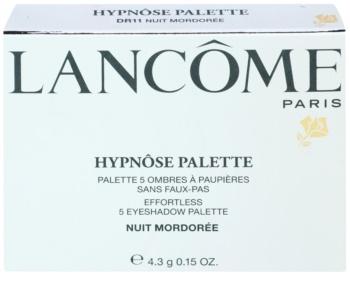 Lancôme Hypnôse Palette палітра тіней
