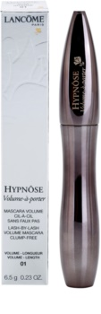 Lancôme Hypnôse Volume-à-Porter dolgoobstojna maskara za volumen in vihanje trepalnic