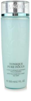 Lancôme Tonique Pure Focus čistilni in matirajoči tonik za mastno kožo