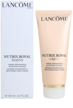 Lancôme Nutrix Royal Mains regeneráló és hidratáló krém kézre