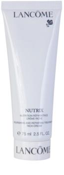 Lancôme Nutrix Nourishing And Repairing Treatment Rich Night Cream For Dry Skin