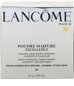 Lancôme Poudre Majeure Excellence puder za normalno do suho kožo